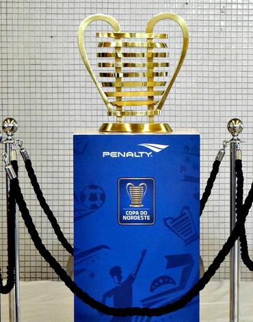 Taça do Nordestão Copa do Nordeste (Foto: Maurício Penedo)