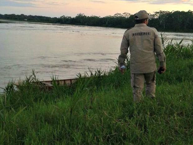 Defesa Civil já monitora rio que está acima da colta de alerta  (Foto: Divulgação/Defesa Civil )