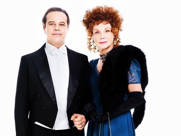 Diogo Vilela e Sylvia Massari (Foto: Divulgação)