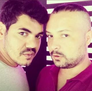 Juliano e Zoel (Foto: Divulgação)