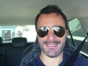 Renato desapareceu após sair para pescar com amigos (Foto: Arquivo Pessoal)