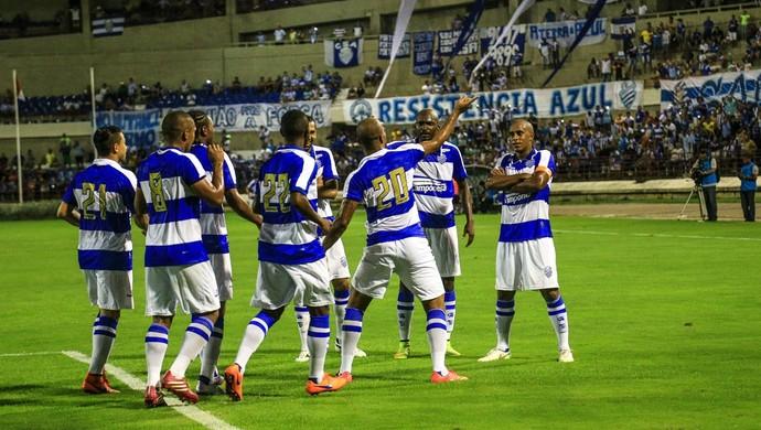 CSA x Penedense, no Rei Pelé (Foto: Ailton Cruz/Gazeta de Alagoas)
