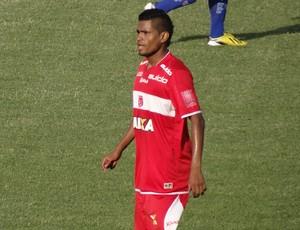 Jefferson Maranhão CRB (Foto: Viviane Leão/GloboEsporte.com)
