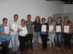 libras arcos inclusão (Foto: Prefeitura de Arcos/Divulgação)
