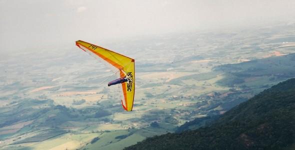 historia do voo livre materia playlist (Foto: divulgao)