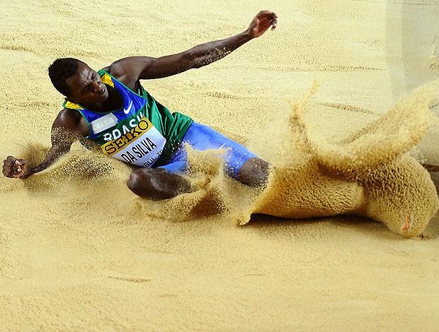 mauro vinicius da silva mundial atletismo indoor (Foto: Agência AFP)
