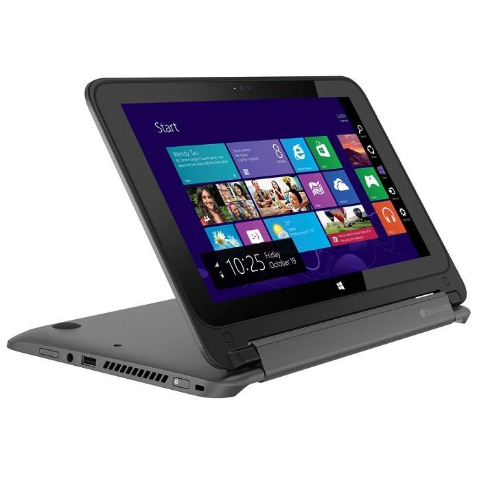 Notebook conversível HP Pavilion x360 pode ser usado também como tablet (Foto: Divulgação/HP)