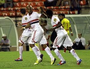 Nunes marca de pênalti e Botafogo conquista um ponto em Sorocaba (Foto: Rogério Moroti / Assessoria BFC)