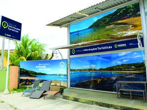 Turistas terão mais facilidade em conseguiu informações (Foto: Divulgação)