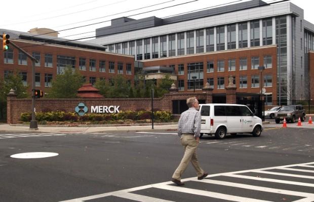 Merck  (Foto: Getty Images)