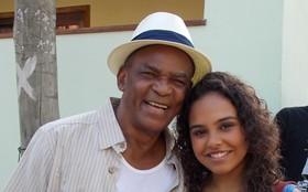 Pitanga comenta encontro de personagem com o de Arlete Salles em Malhação