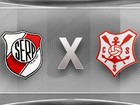 Sergipe e River Plate comeam a decidir 