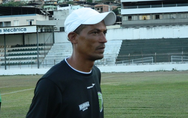 Valinir Silva gostou do primeiro desafio da equipe. (Foto: Kaleo Martins)