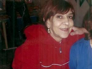 Idosa foi encontrada morta dentro de uma mala em Santos (Foto: Arquivo Pessoal)