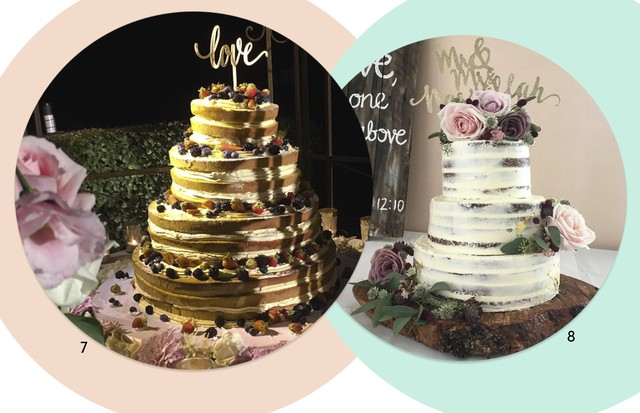 Bolo de casamento: 11 ideias para todos os gostos (Foto: Reprodução)