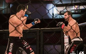 Combate exibe estreia de Rodolfo Viera no MMA e Do Bronx x Celsinho