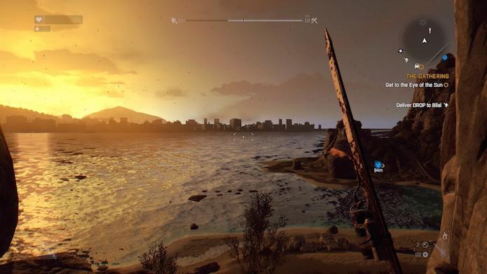 Dying Light: The Following: jogar ao lado de outros jogadores facilita a exploração (Foto: Reprodução/Victor Teixeira)