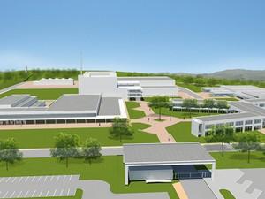 Imagem mostra projeto do RMB (Foto: CNEN/Divulgação)