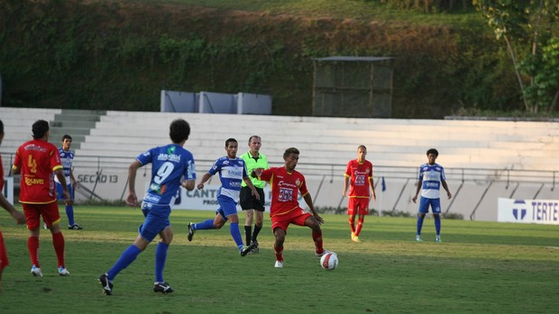 são bento 2 x 1 atlético sorocaba  - dérbi (Foto: Assis Cavalcante / Agência Bom Dia)