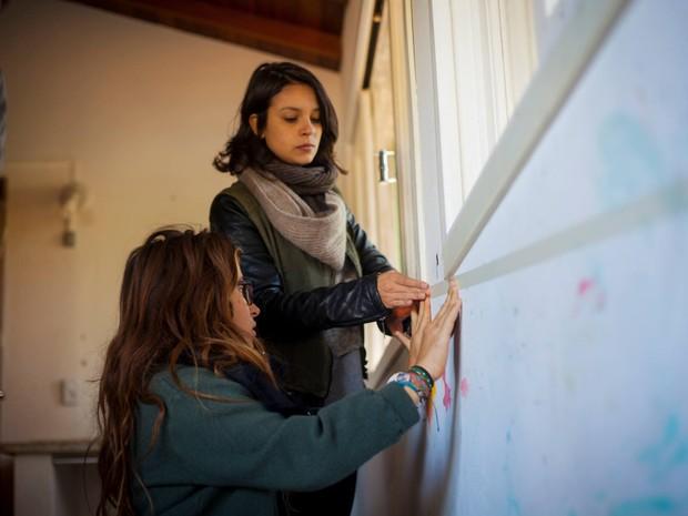 Profissionais trabalham voluntariamente para melhorar local para crianças (Foto: Original Kids/Divulgação)