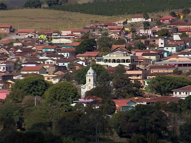 Turvolândia é uma das cidades da região que não registra homicídios desde 1995 (Foto: Reprodução EPTV)