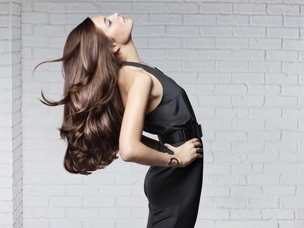É fácil cuidar dos cabelos em casa usando Nexxus  (Foto: Divulgação)