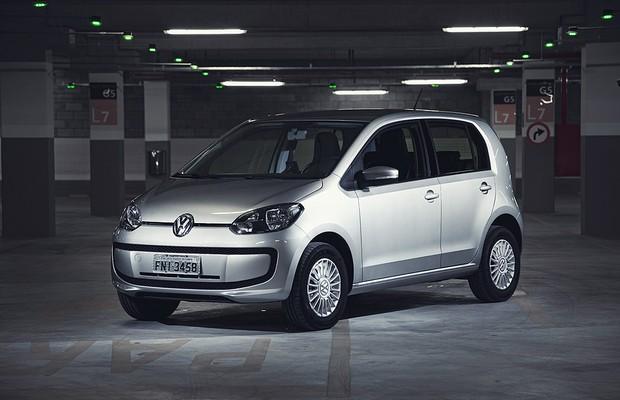 Volkswagen Up Foto Fabio Aro