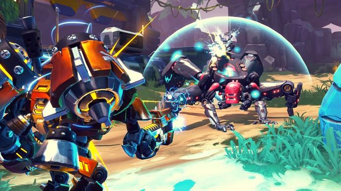Battleborn (Foto: Divulgação/Gearbox) (Foto: Battleborn (Foto: Divulgação/Gearbox))