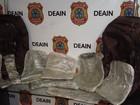Polícia prende no Galeão paraguaio com cocaína que levaria para Portugal