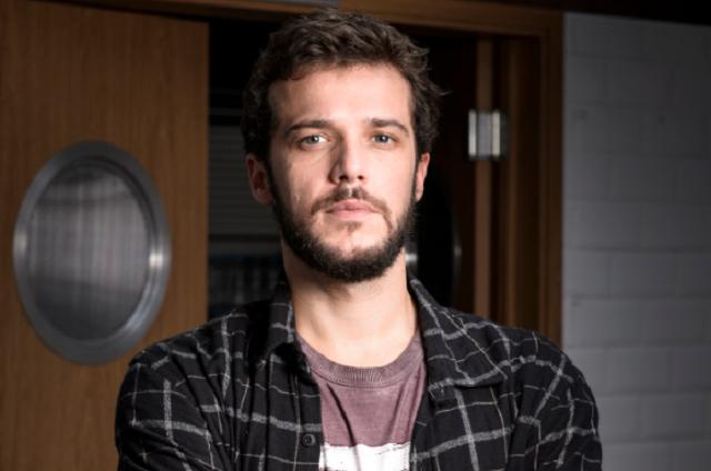 Jayme Matarazzo (Foto: Ramón Vasconcelos/ TV Globo)