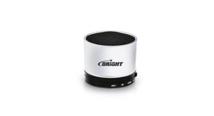 A caixa de som Bright é compacta e possui um preço em conta (Foto: Divulgação)