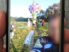 Grupo é detido após tentar recuperar balão em Jundiaí