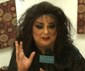 Mestre do visagismo, Beto Carramanhos estreia como ator na pele da drag queen Lucy in the Sky