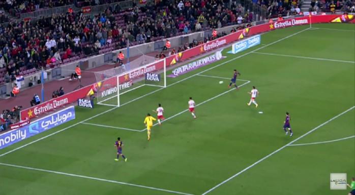 Suárez gol Barcelona Almería
