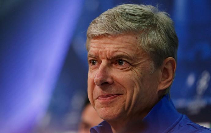 Wenger Arsenal (Foto: AFP)