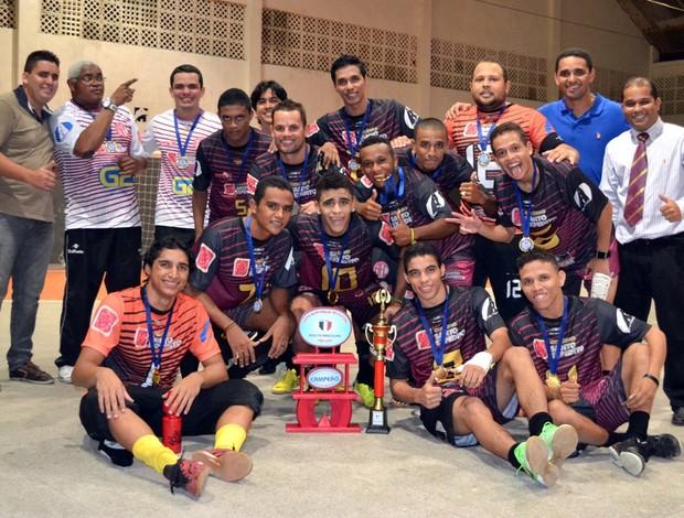 Santo Expedito conquistou Copa Alim Maluf (Foto: Divulgação)