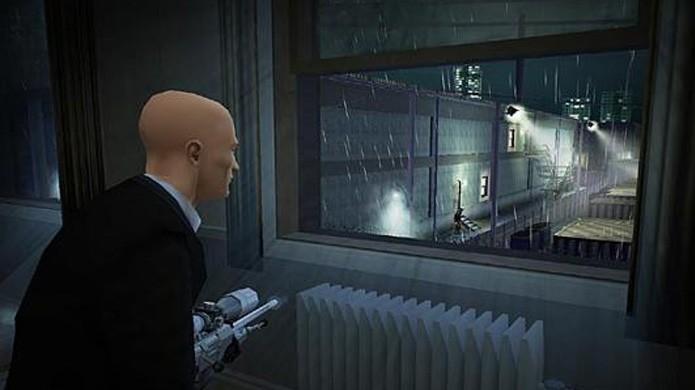 Hitman: Contracts reimaginou os assassinatos do primeiro game com mais detalhes (Foto: Reprodução/Online Games Ocean)
