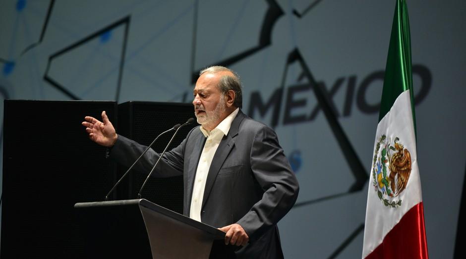 Carlos Slim (Foto: ITU Pictures/Reprodução)