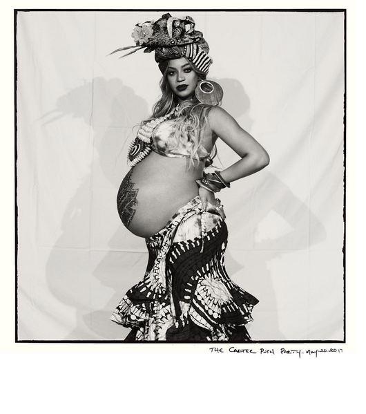 Beyoncé estaria em trabalho de parto! (Foto: Reprodução/Instagram)