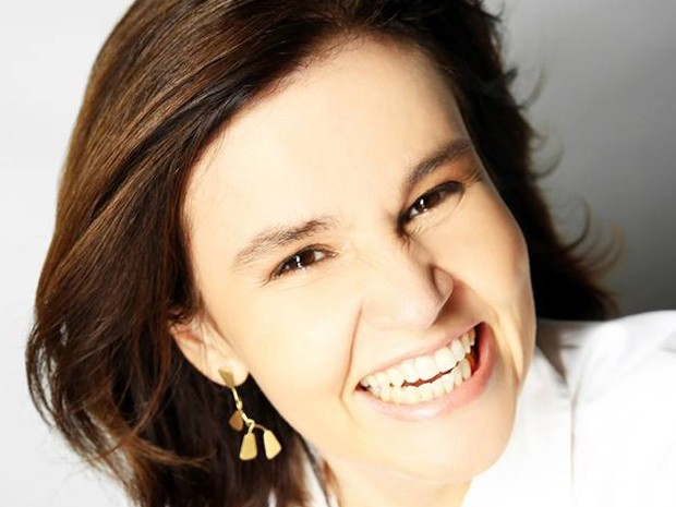 Claudia Rodrigues conta que em breve voltar para a TV (Foto: Divulgao)