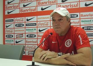 Abel Braga técnico Inter (Foto: Tomás Hammes / GloboEsporte.com)