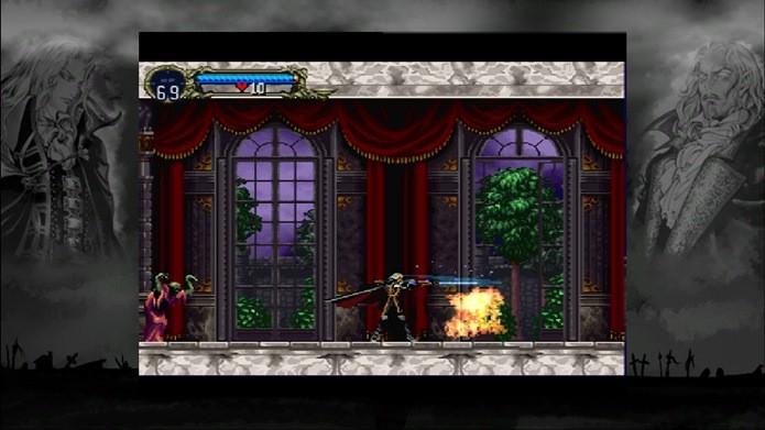 Castlevania Symphony of the night (Reprodução: Eurogamer)