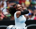 Serena Williams supera rival francesa na abertura do WTA de Auckland