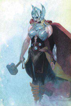 Thor será mulher em nova série de história em quadrinhos, anuncia a editora Marvel Comics. (Foto: Divulgação/Marvel)