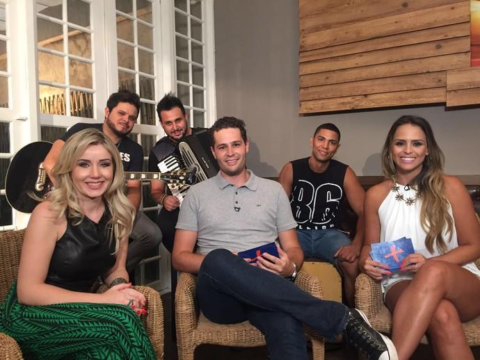 Tuta Guedes é a entrevistada da vez no Mais Caminhos (Foto: reprodução EPTV)