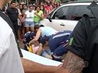 Soldado do Exército é detido após atropelar três foliões em Caiapônia