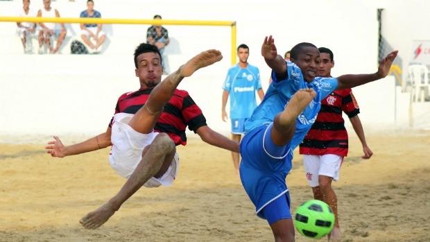 Flamengo futebol de areia sub-23 (Foto: Rodrigo Molina/Divulgação)