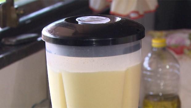 Veja como fazer um delicioso Suco de Abóbora Moranga (Foto: Divulgação/RPC)