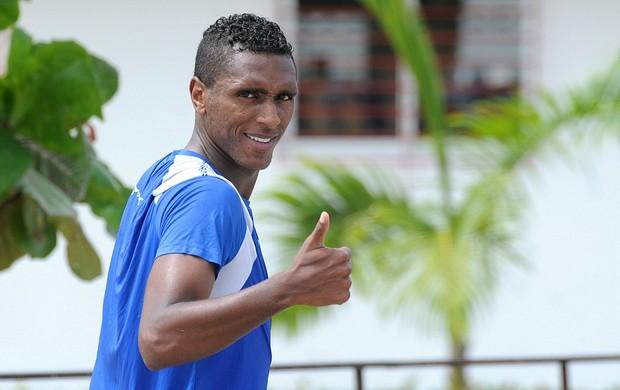 Cleverson - Náutico (Foto: Aldo Carneiro / Pernambuco Press)