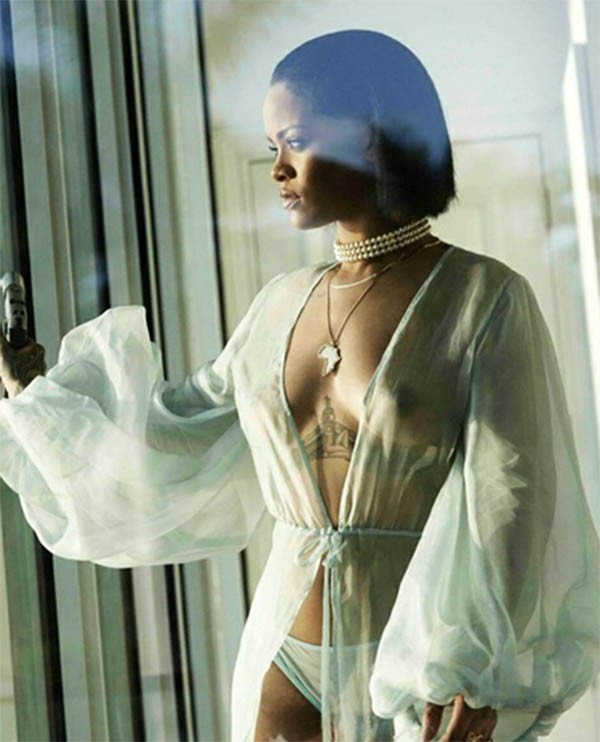 Rihanna (Foto: Instagram)